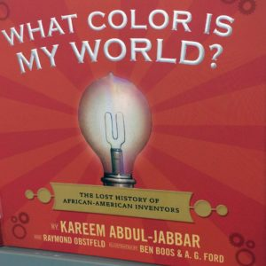 What Color Is My World Library Book